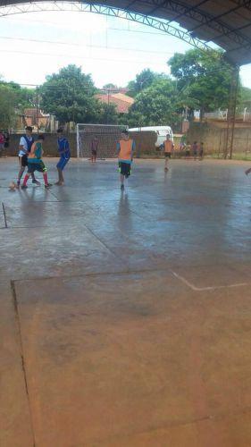 Aulas de Futsal no Distrito do Monte Real