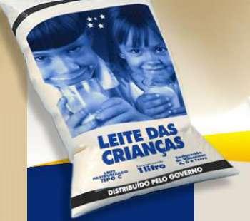 680 famílias são beneficiadas com o Programa Leite das Crianças
