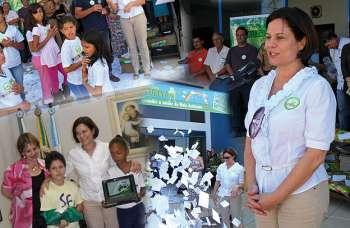 Projeto Guardiões da Natureza premia alunos platinenses