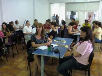 Aprende Brasil realiza curso para professores em Santo Antônio da Platina