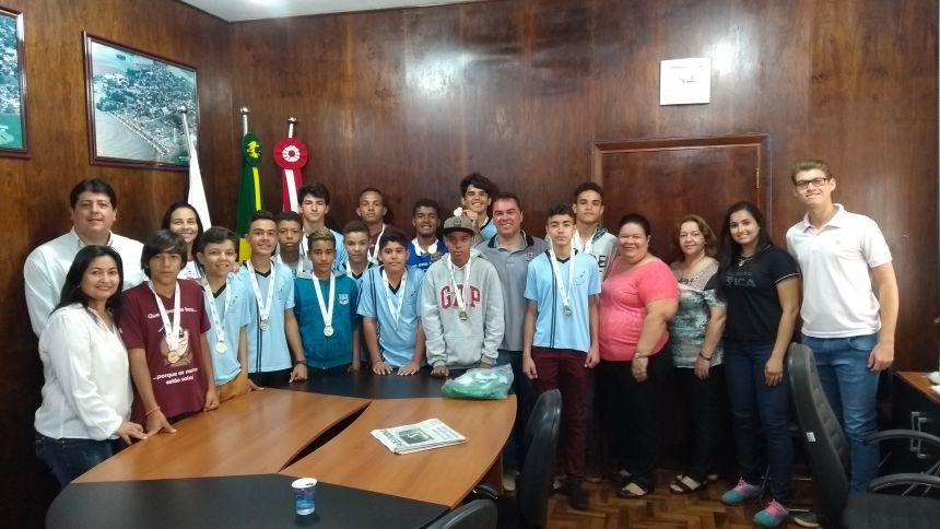 Time de Sertaneja vence o Campeonato Piá Bom de Bola
