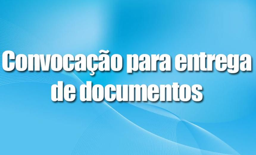 16ª CONVOCAÇÃO DO CONCURSO 01/2014
