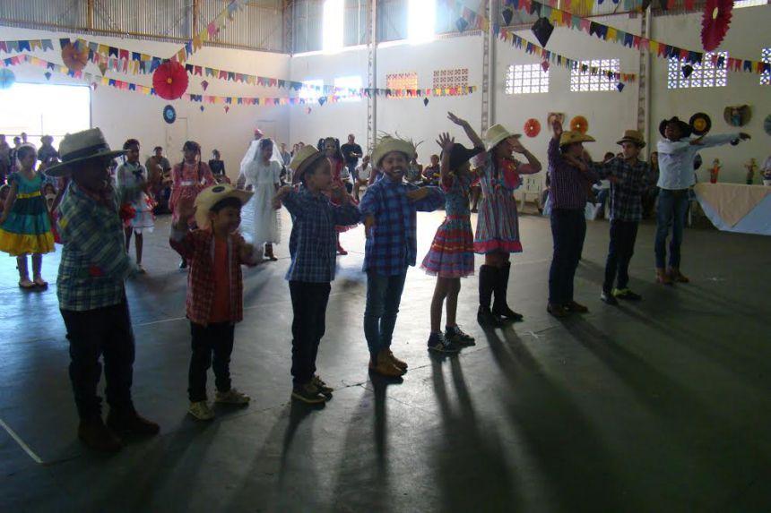 1ª Festa Junina da Rede de Assistência Social de Sertaneja