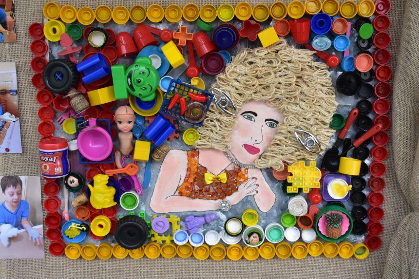 """Mostra Cultural """"Lixo Extraordinário"""""""