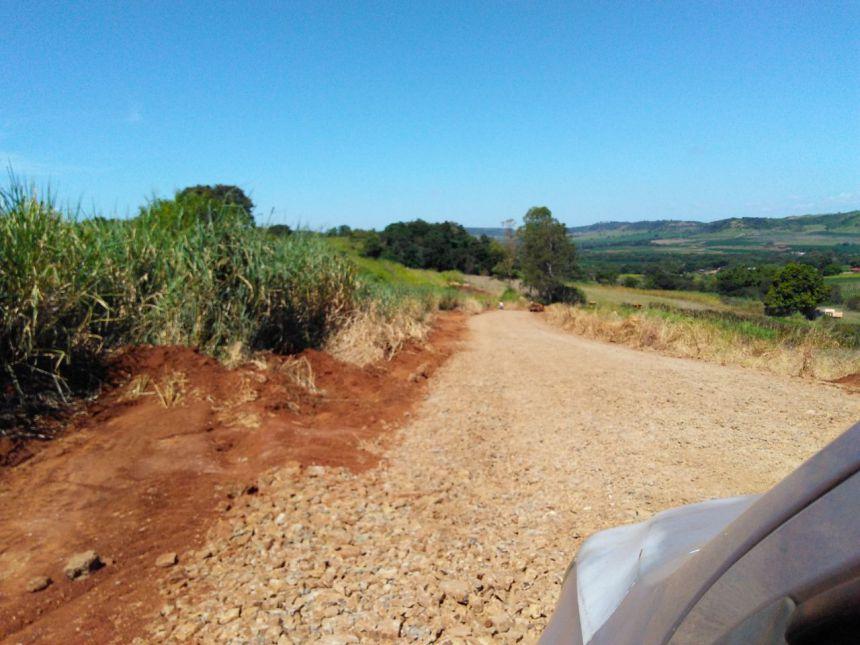 Manutenção de Estradas Rurais