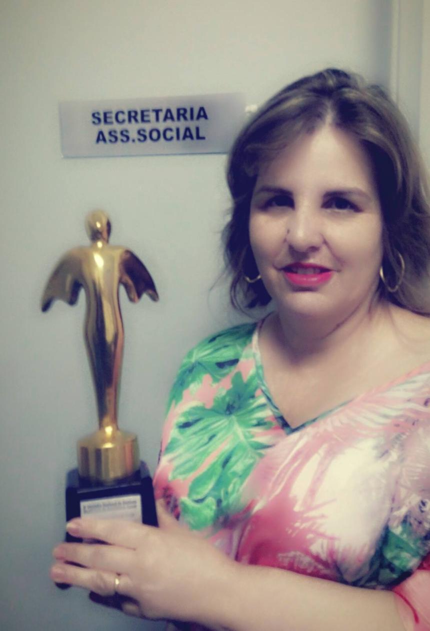 Secretária está entre os 50 melhores gestores do Brasil