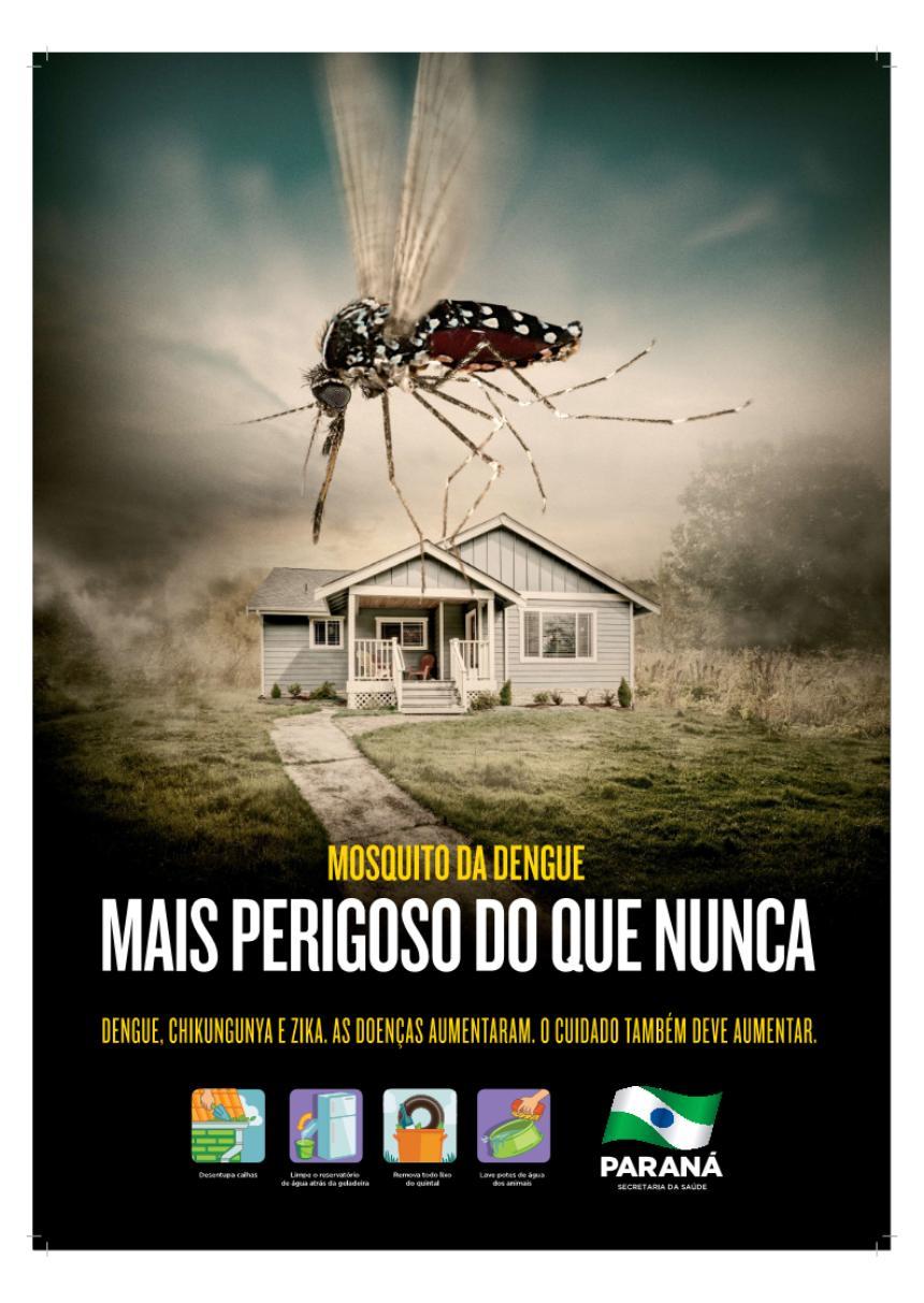 HORA H – Todos contra o mosquito da dengue no Paraná