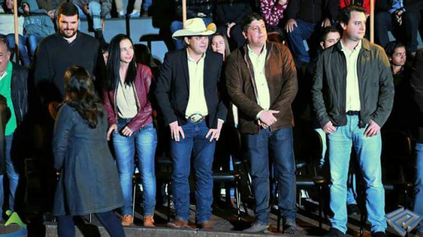ABERTURA DOS 60º JOGOS ABERTOS DO PARANÁ - FASE REGIONAL