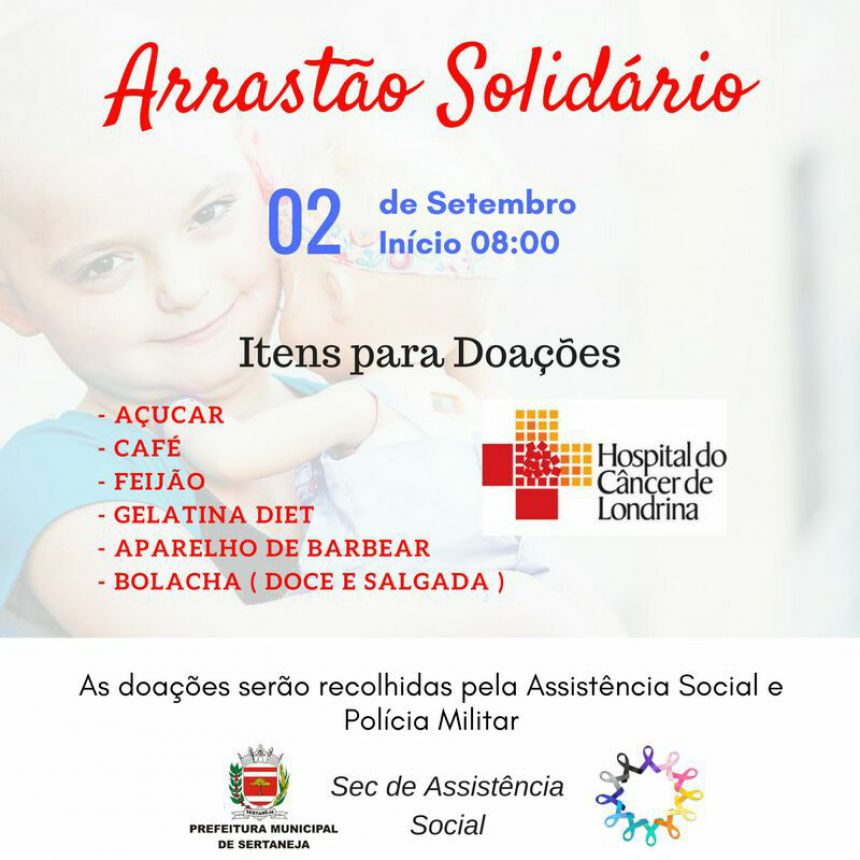 Arrastão Solidário