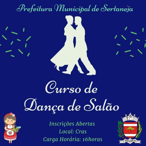 Curso de Massoterapia e Dança de Salão