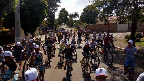6º Passeio Ciclístico
