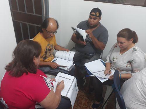 Sala do Empreendedor de Sertaneja realiza oficina com os empreendedores do município