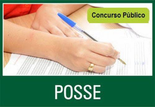 EDITAL DE CHAMADA PARA POSSE