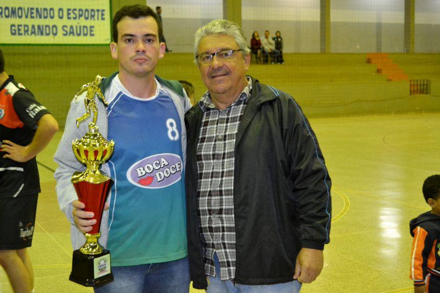 EQUIPE PROLAB VENCE A I COPA ANIVERSÁRIO DE FUTSAL