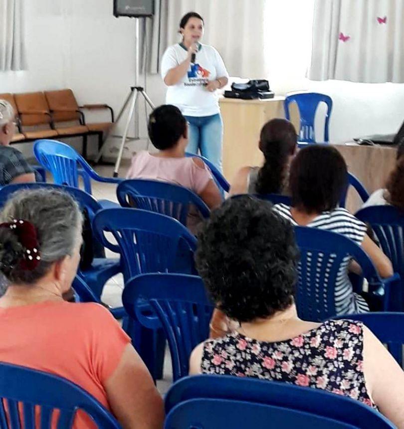 OUTUBRO ROSA TEM EVENTOS PARA MULHERES EM SÃO JORGE DO PATROCÍNIO