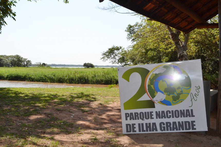 SOLENIDADES E FESTIVIDADES MARCAM O 20º ANIVERSÁRIO DO PARQUE NACIONAL DE ILHA GRANDE