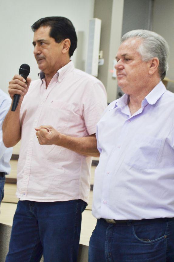 PROJETOS APROVADOS NO MUNICÍPIO TRAZEM R$ 450 MIL EM RECURSOS