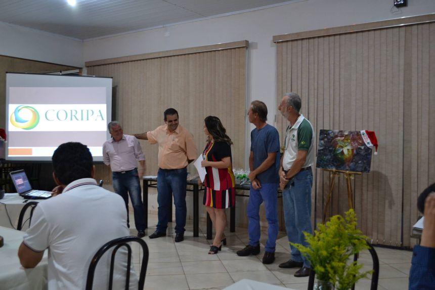CORIPA REALIZA REUNIÃO ORDINÁRIA EM PORTO CAMARGO