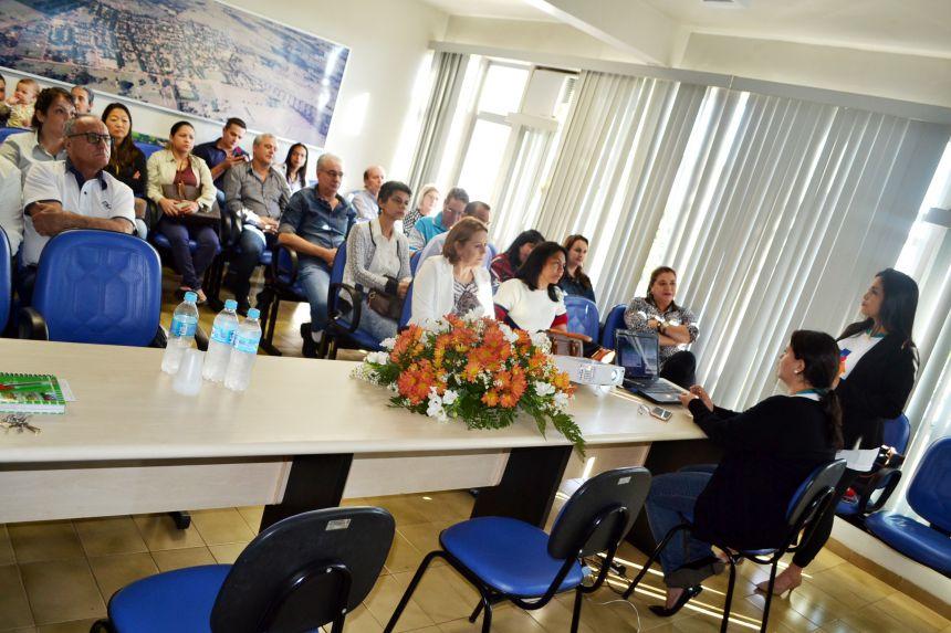 REUNIÃO ORDINÁRIA DA REGIONAL DE SAÚDE DESTACA EXPERIÊNCIA POSITIVA