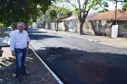 NOVOS RECAPES CONTEMPLAM MAIS CINCO RUAS DO MUNICÍPIO