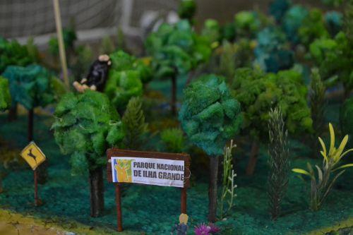 CONCURSO DE MAQUETES DO PARQUE NACIONAL ELEGE O TRABALHO VENCEDOR