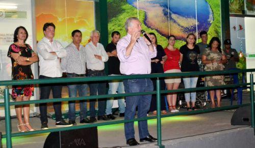 NATAL DE LUZ TRAZ ALEGRIA E CORES A SÃO JORGE DO PATROCÍNIO