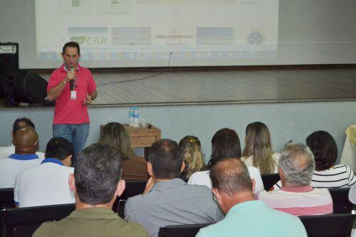 SÃO JORGE DO PATROCÍNIO RECEBE ENCONTRO DO IAP