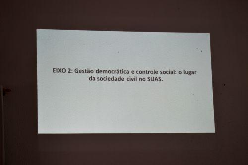 SÃO JORGE DO PATROCÍNIO REALIZA A X CONFERÊNCIA DA ASSISTÊNCIA SOCIAL