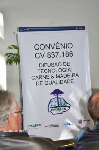 PRODUTORES SE REUNEM EM AUDIÊNCIA DE PROJETO AGROSSILVIPASTORIL