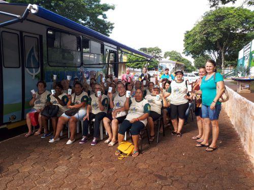 AÇÃO DE EDUCAÇÃO AMBIENTAL TEM PARCERIA COM SANEPAR NO CUIDADO COM A ÁGUA