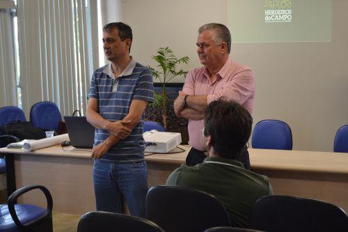 PROGRAMA HERDEIROS DO CAMPO É APRESENTADO A PRODUTORES DO MUNICÍPIO