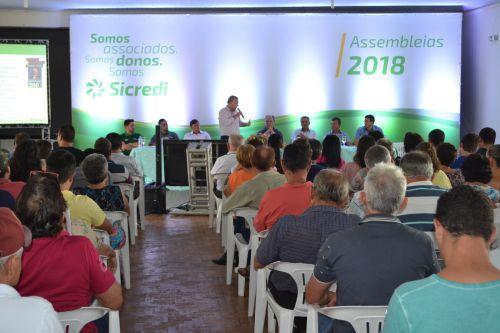 SICREDI PRESTA CONTAS NO MUNICÍPIO E APRESENTA RESULTADOS