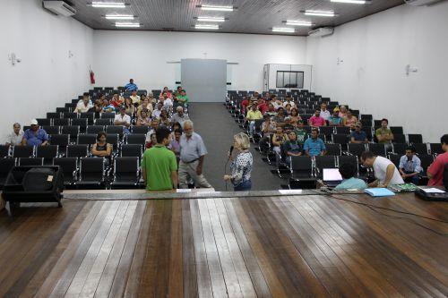 O município de São Jorge do Patrocínio contemplará aproximadamente 30 famílias com casas rurais, através do PNHR.
