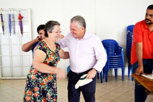 ATIVIDADE AMBIENTAL SE ESTENDE AO GRUPO MELHOR IDADE