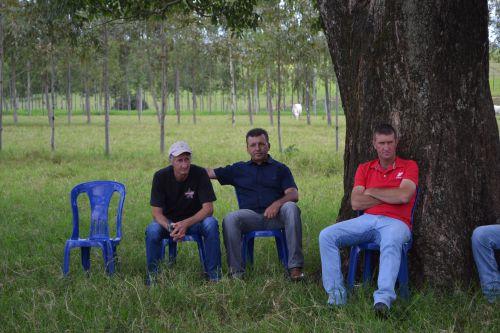EMATER ORIENTA CRIADORES DE GADO NO MANEJO DE PASTAGENS