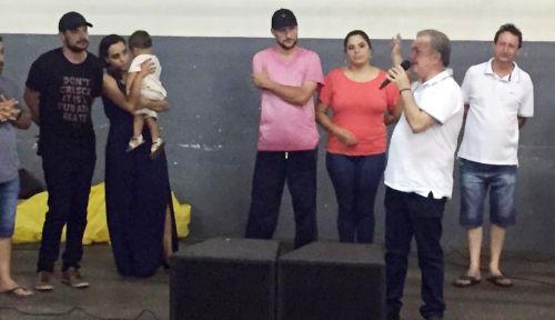 BARRACÃO INDUSTRIAL É CONCLUÍDO E CONCEDIDO AO USO DE EMPRESA