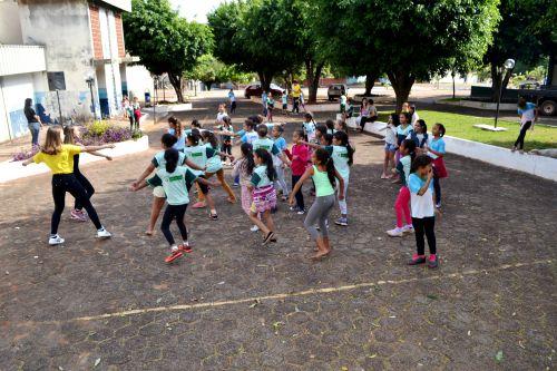 DIA DO DESAFIO APRESENTA MODALIDADES ESPORTIVAS À POPULAÇÃO
