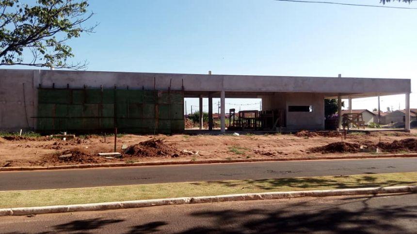 Construção do novo Terminal Rodoviário