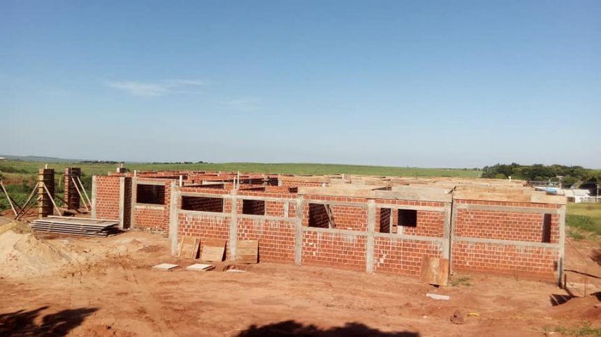 Construção da UPA