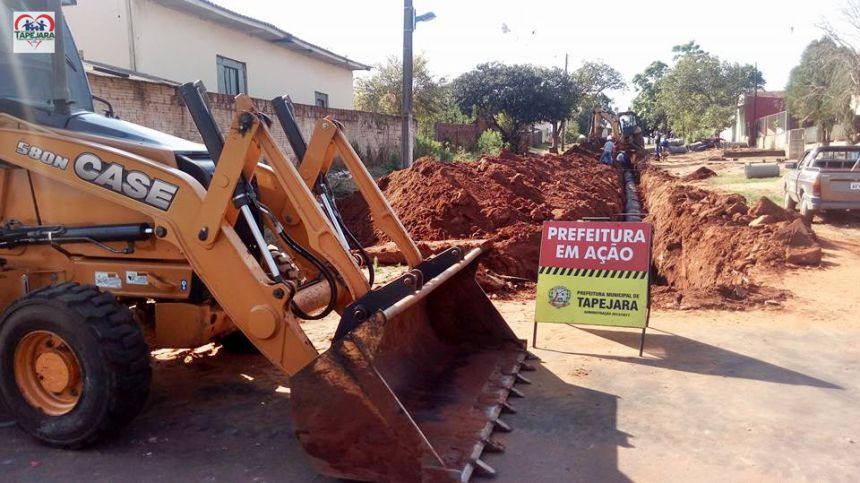 Galerias nas  ruas Castro Alves, Duque de Caxias