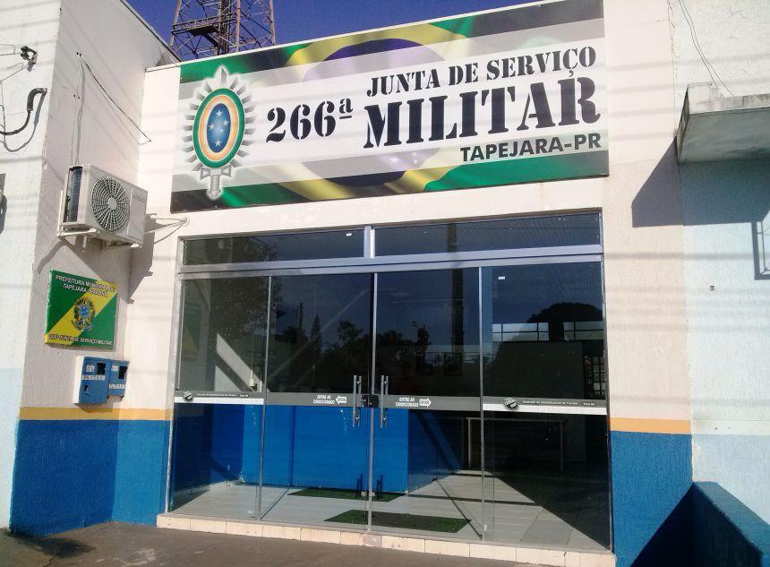 Junta de Serviço Militar disponibiliza sistema de alistamento on line