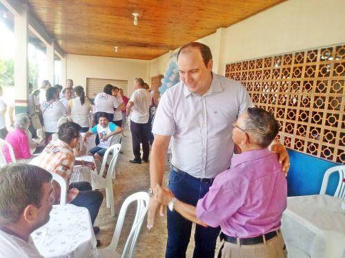 Prefeito Rodrigo Pezão