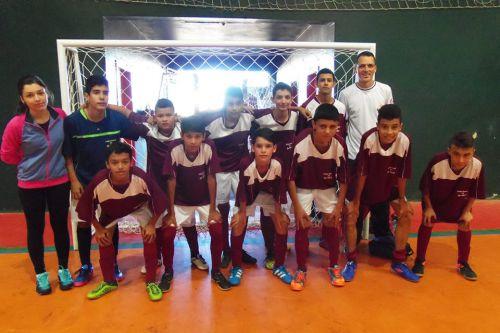 Primeiro dia de Jogos Escolares em Tapejara