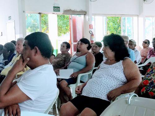1ª Conferência Municipal do Idoso
