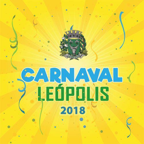 Programação do evento de Carnaval 2018