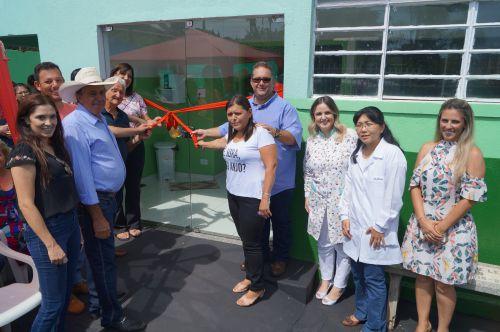 Inauguração do Centro Odontológico