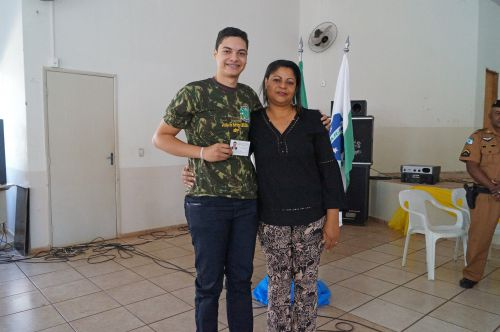 Solenidade de Entrega de CDI 2017