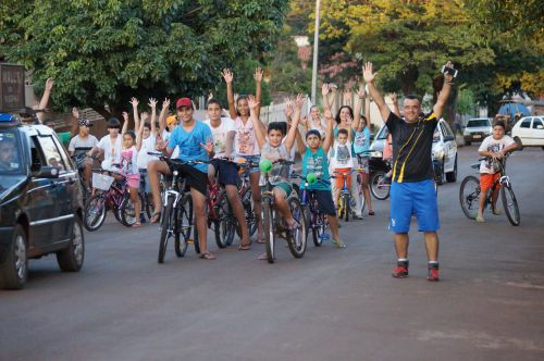 Passei Ciclístico - Dia Mundial da Atividade Física