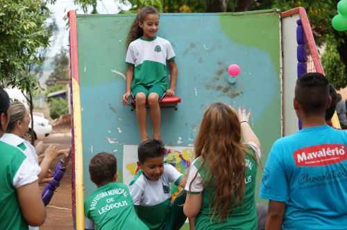 Dia das Crianças - Distrito Jandinópolis