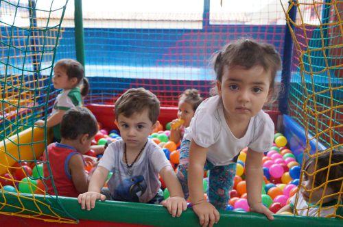 Dia das Crianças - CMEI Leópolis